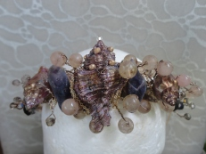 Mermaid #2's Crown - close up