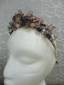 Mermaid #2's Crown - left side