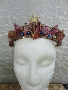 Third Mermaid Crown