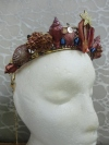 Third Mermaid Crown - right side