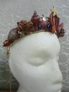 Third Mermaid Crown - right side