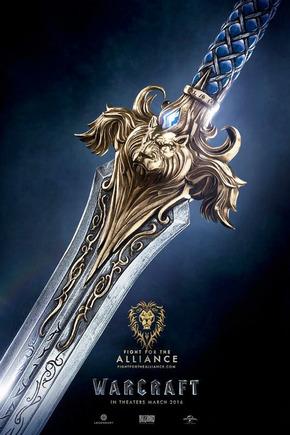 WarcraftFilmPoster